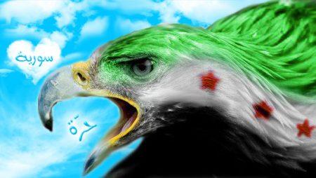 رمزيات علم سوريا (4)