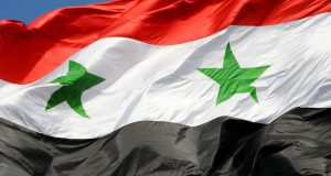 سوريا Flag (2)
