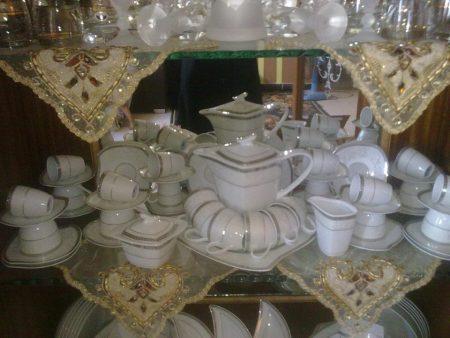 صور اطقم تقديم شاي وقهوة (1)