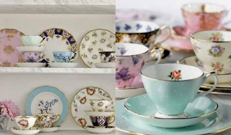 صور اطقم شاي وقهوة مودرن تركي وايطالي للنيش (5)