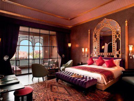 صور تصميمات وديكورات غرف نوم مغربية (2)