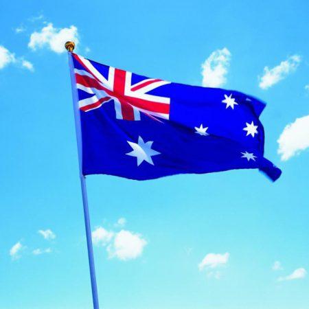 صور علم استراليا في رمزيات العلم الاسترالي (4)