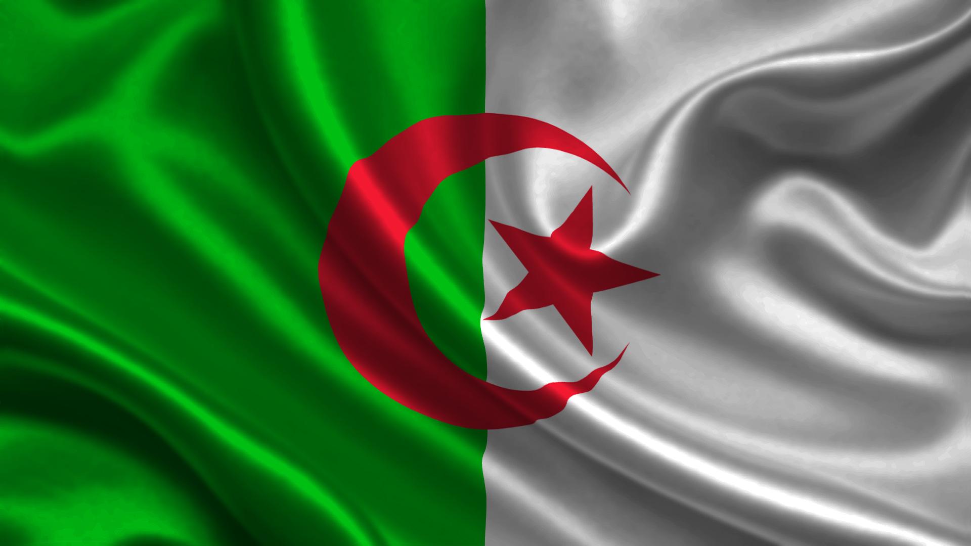 صور علم الجزائر (2)