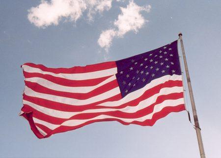 صور عن علم امريكا (2)