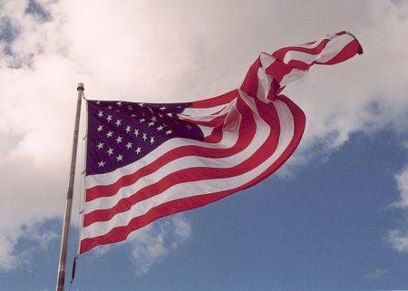 صور عن علم امريكا (4)