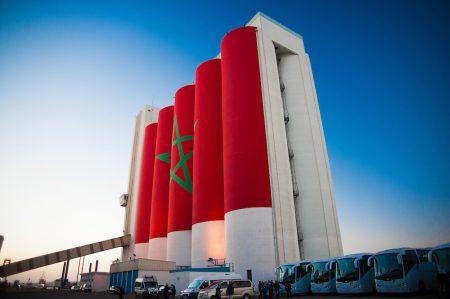 علم المغرب (1)