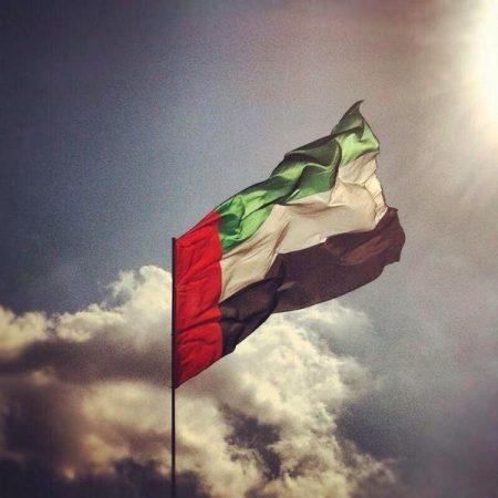 علم دولة الامارات (1)