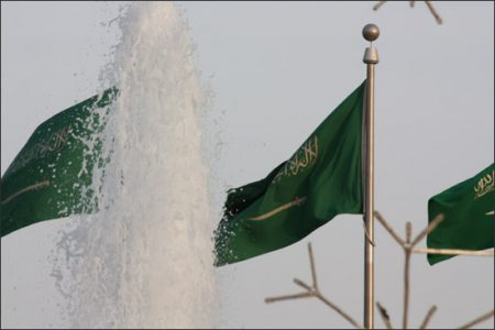 علم دولة السعودية (5)