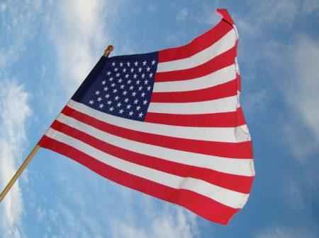 علم دولة امريكا (2)