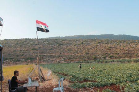 علم دولة سوريا (3)