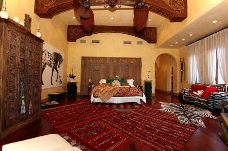 غرف نوم بتصميمات مغربية (3)