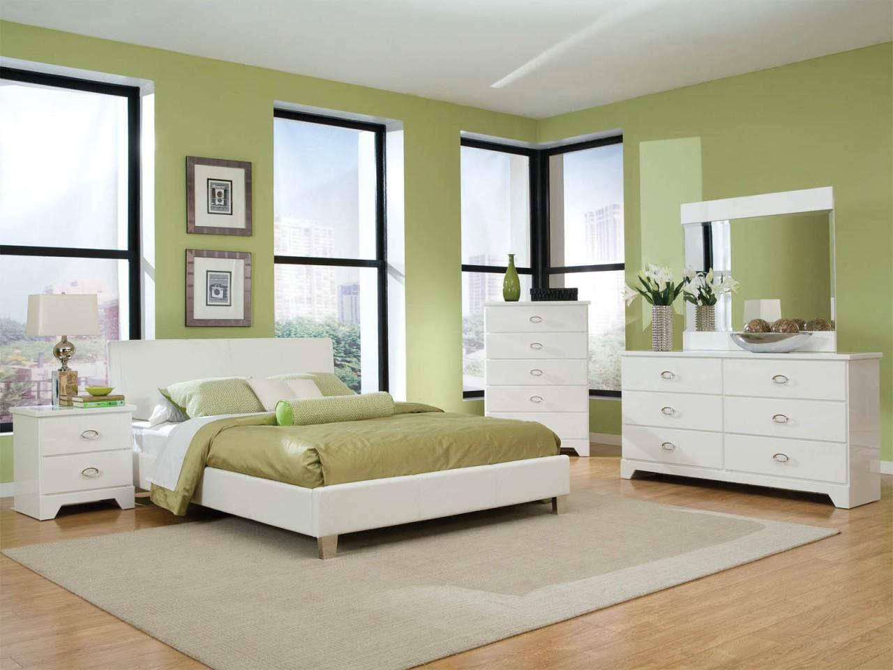 2017 - Muebles de dormitorio blancos ...