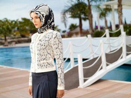فستان محجبات جديد 2017 (1)
