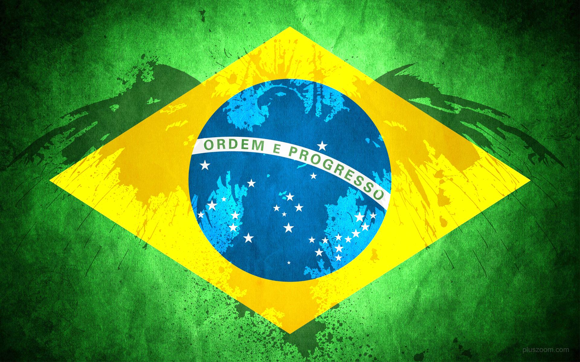 Brazil Flag Live Wallpaper