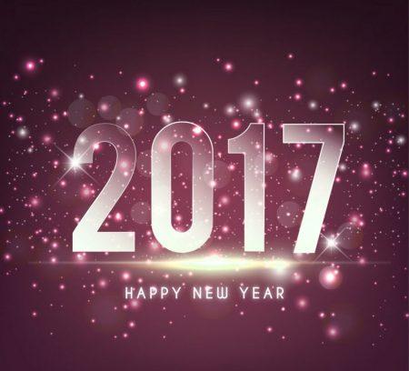 اجمل صور تهنئة بمناسبة العام الجديد 2017 (1)