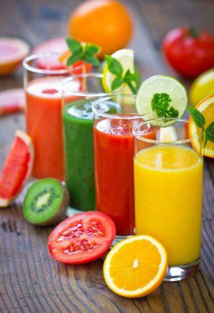 اجمل صور لتقديم العصير (1)