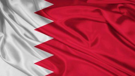 اشكال والوان صور علم البحرين (5)