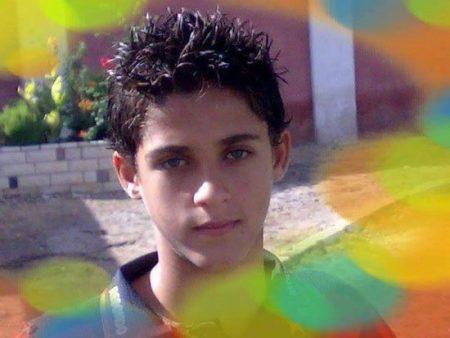 اللاعب احمد الشيخ (3)