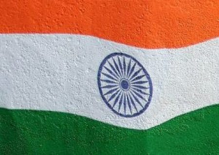 الوان علم دولة الهند (1)