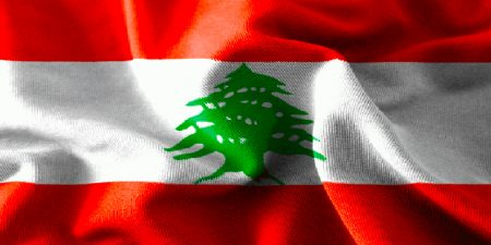 الوان علم لبنان (3)