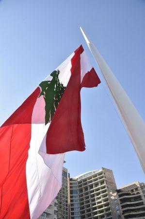 خلفيات علم لبنان (2)
