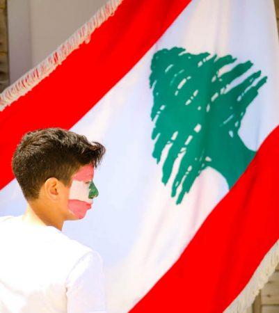 رمزيات علم لبنان (1)
