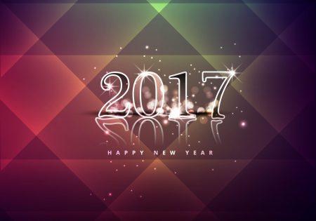 صور تهنئة بعام 2017 بطاقات ورمزيات رأس السنة الميلادية (2)