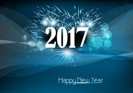 صور تهنئة بعام 2017 بطاقات ورمزيات رأس السنة الميلادية (3)