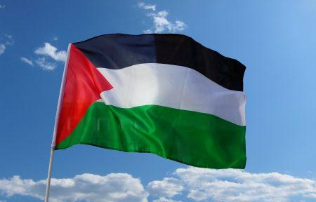 صور عن العلم الفلسطيني (2)