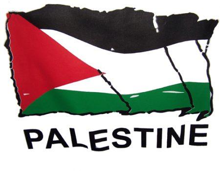 صور عن العلم الفلسطيني (3)