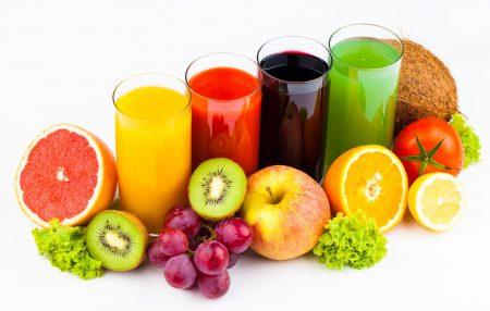 طريقة تقديم العصير (1)