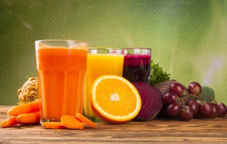 طريقة تقديم العصير (3)