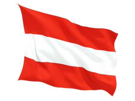 علم دولة النمسا (3)