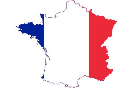 علم دولة فرنسا (2)