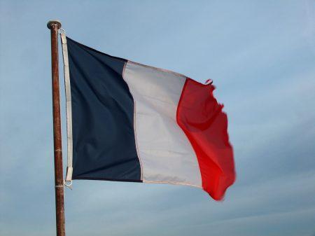 علم فرنسا (4)