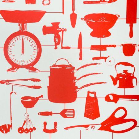 ورق حوائط مطبخ (3)