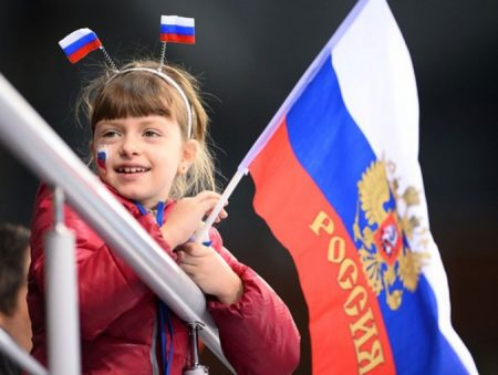Russian flag photos (2)