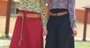 اجدد الوان ملابس محجبات 2017 (3)