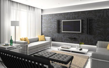 اجمل تصميمات واشكال ترابيزة تلفزيون كلاسيك (1)