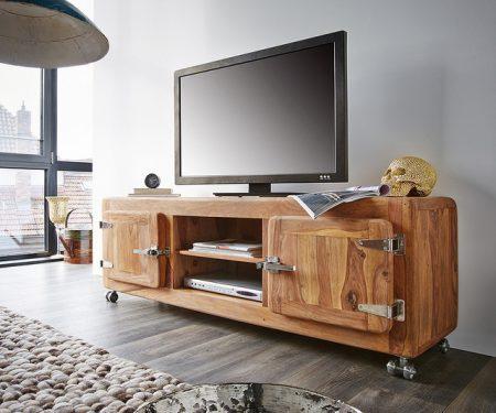 اجمل تصميمات واشكال ترابيزة تلفزيون كلاسيك (3)