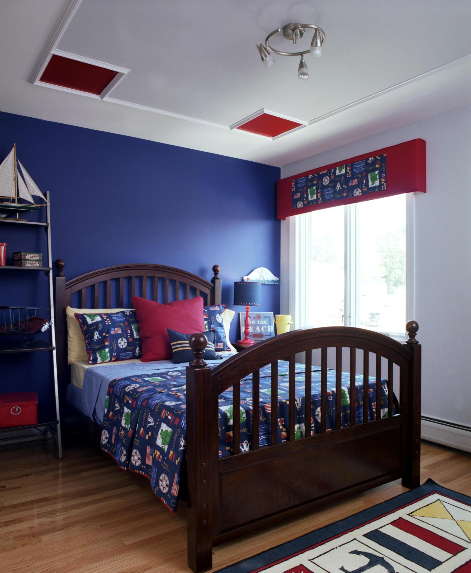 7 Year Old Boys Bedroom Ideas: غرف نوم اولاد وشباب مودرن بالوان جديدة 2017