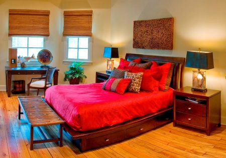 غرف نوم مغربية (3)