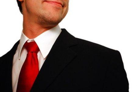 كرفتات رجالي حمراء (2)