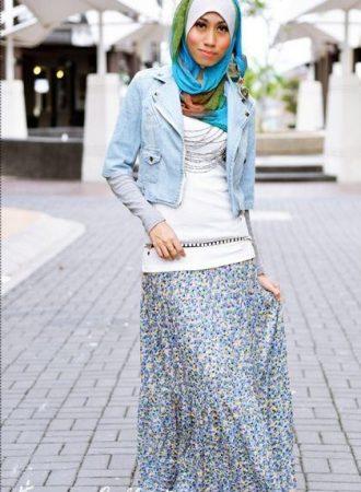 لبس فاشون المحجبات العصري 2017 (1)