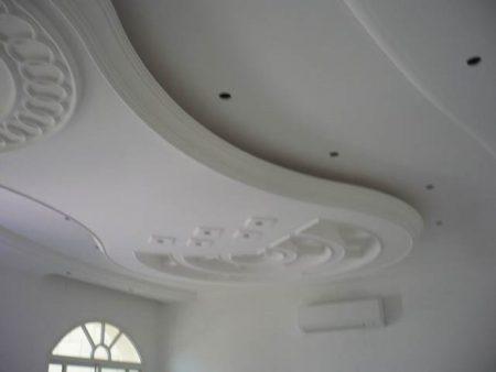 اسقف جبس بورد (2)