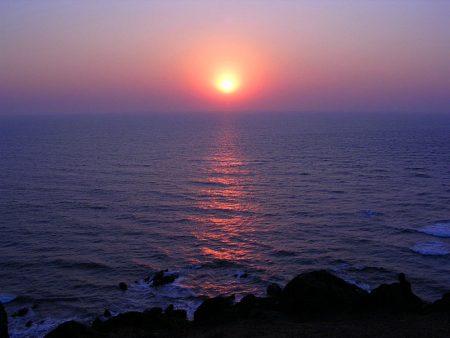 الغروب والبحر خلفيات ورمزيات HD (3)