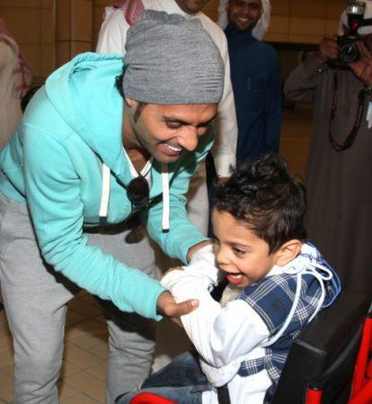 صور عن ياسر القحطاني (1)