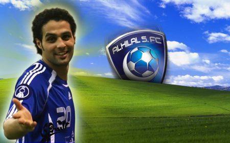 صور لاعب الهلال ياسر القحطاني (2)