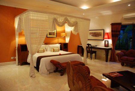 افكار غرف نوم رومانسية (1)