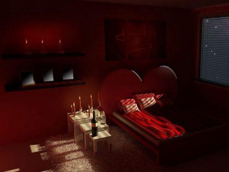 افكار غرف نوم مختلفة (2)